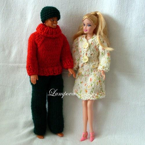Moda 70-let pro Barbii