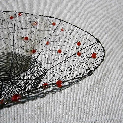 Veliká červená miska- SLEVA