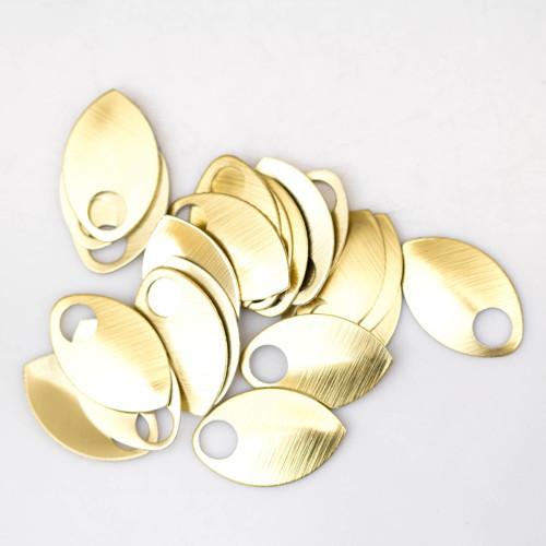 Šupiny střední zlaté