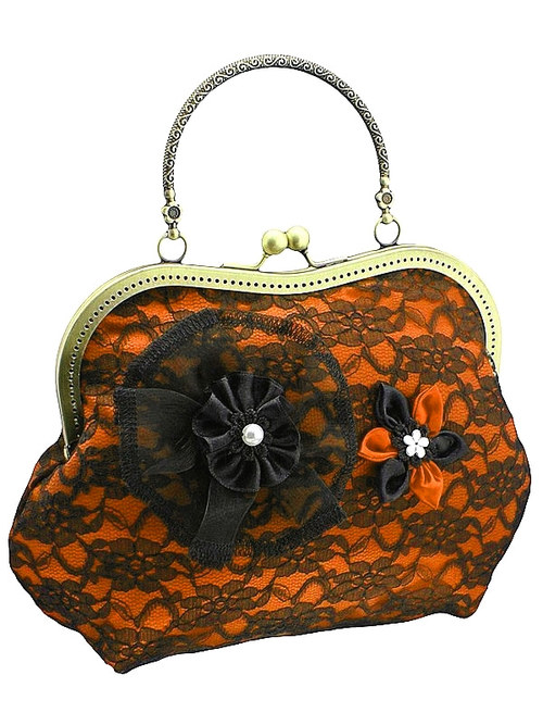Dámská společenská kabelka  0975A 1
