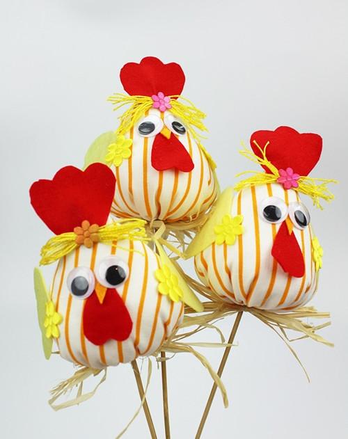Naše velikonoční pipiny. č.75