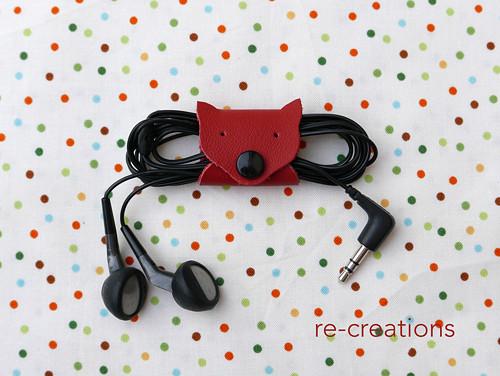 krotitelky kabelů - kočičky I (organizér)