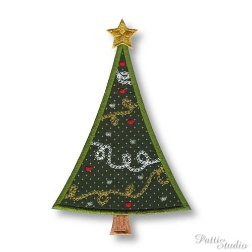 Aplikace - Velký vánoční stromeček