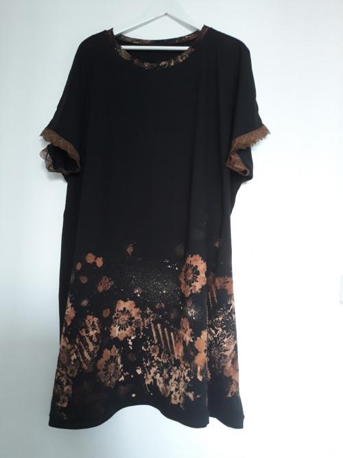 Tunika, triko, šaty  nadměrná velikost xxxxl -5xl