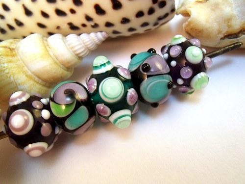 Kurz vinutých perlí Tanvald