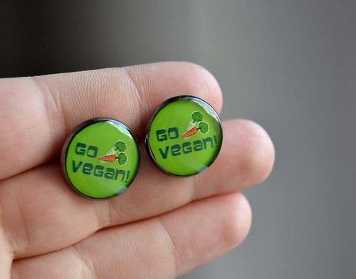Go vegan! Pecky 14mm