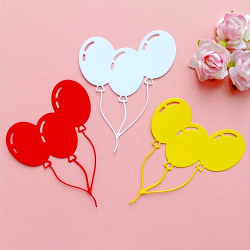 Balónky-sada 3ks ,barva dle přání (PAR 7 )