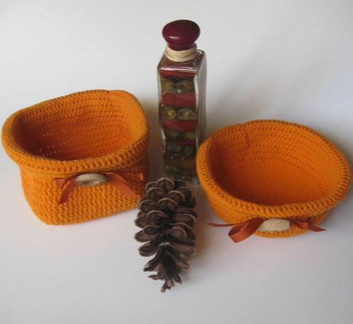 Košíčky podzim