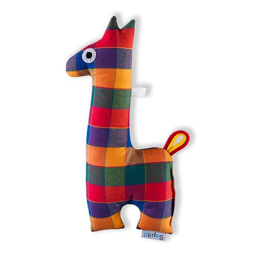Žirafa malá - sytá kostka kanafas