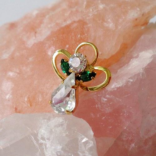 Zlatý měsíční andílek - květen