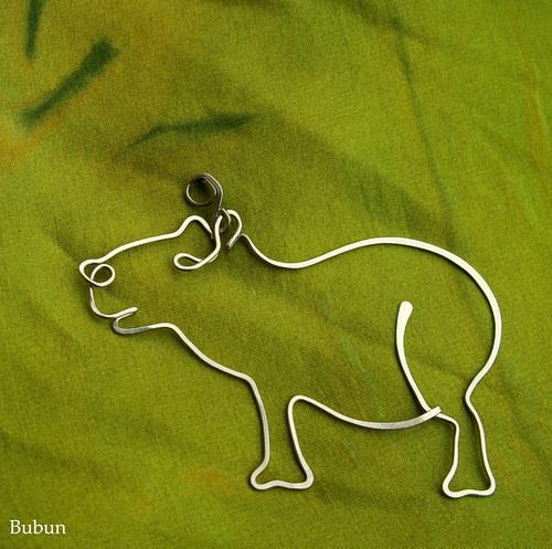 Kapybara Bára