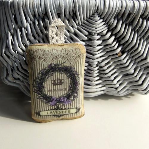 Levandulový pytlíček- věneček *2
