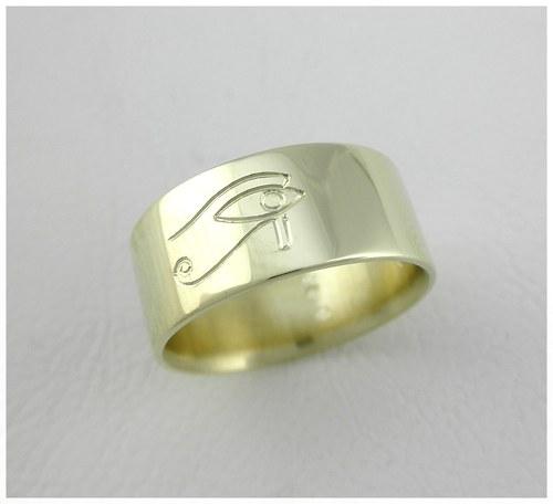 Snubní prsteny S-80