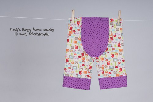 Buggy Pants - Gufo No.1 (vel.74/80)