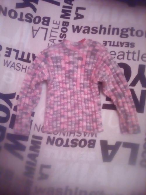Dívčí svetr