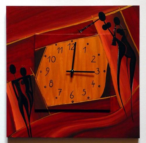 hodiny afrika