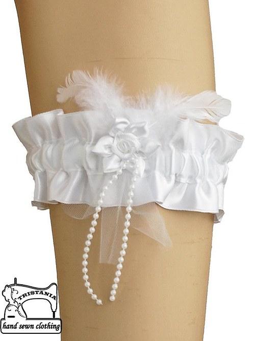 Podvazek pro nevěstu 0065