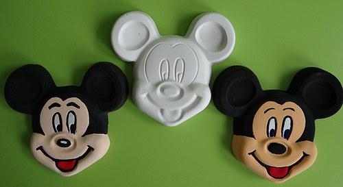 Sádrová dekorace Disney Mickey Mouse