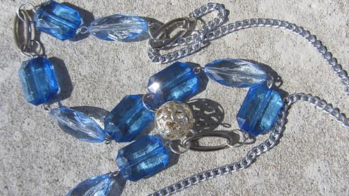 Modré korále