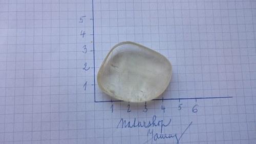 Kalcit žlutý KZ09 (4,3x3,5x1cm)
