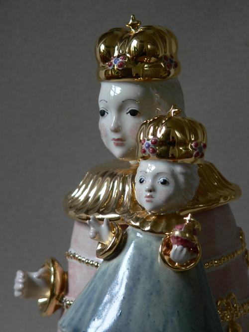 Madonka s dítětem II.