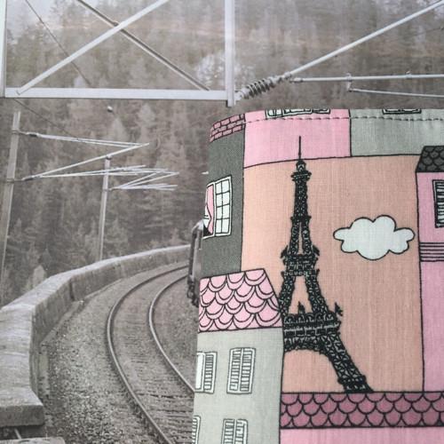 Obal na knihu: Na cesty-třeba do Paříže