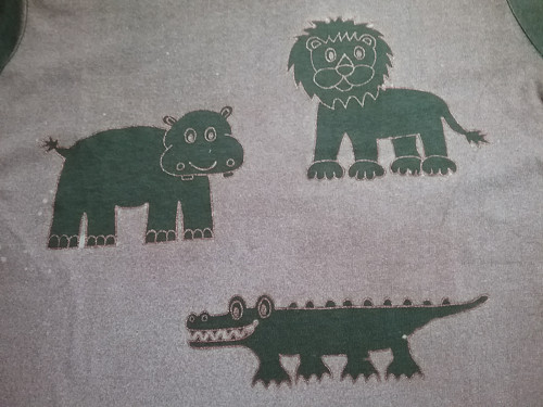 Tričko zoo