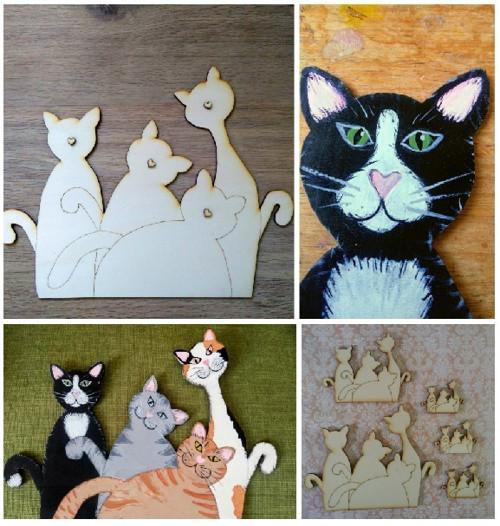 Kočky 4 v 1