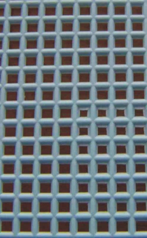 Plastová kanava I - světle modrá