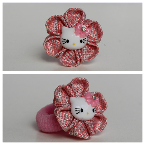 Gumička do vlasů - Hello Kitty