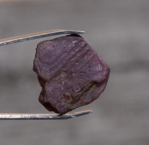 krystal -  rubín (27 mm)  J790