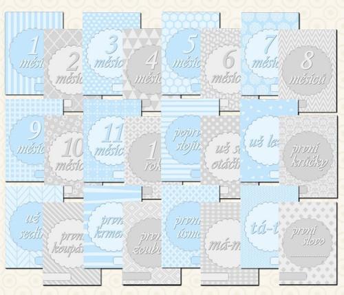 Milníkové kartičky No.5