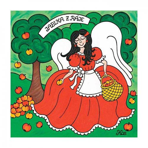 Magnetka - Jablka z Ráje