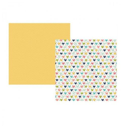 Scrapbookový papír SS/Domestic Bliss/Domestic Diva