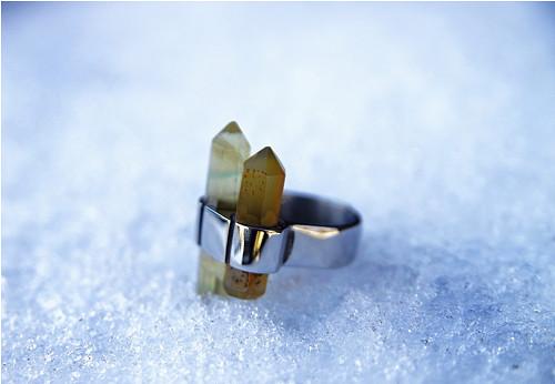 """Nerezový prsten...\"""" Táta s mámou \"""""""