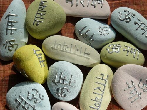 Mantrické kamínky