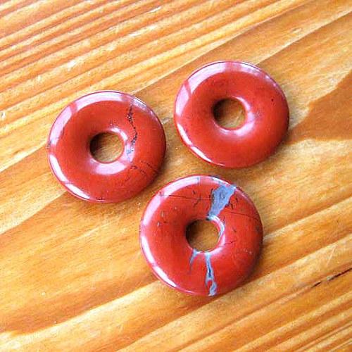 Donut z Jaspisu - 3cm