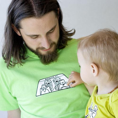 Rambajs FM - triko pro tatínky