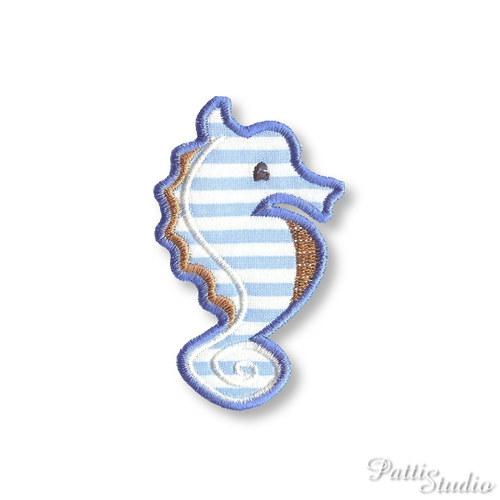 Aplikace - mořský koník malý