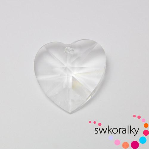 SRDCE XILION 40 SWAROVSKI ® ELEMENTS 6228 crystal