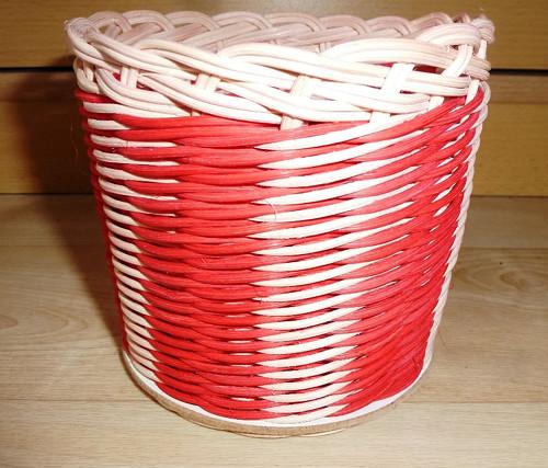 košík Červené Karkulky
