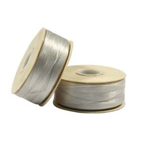 NYMO nit cca 0,30mm/59m (D) - šedo-béžová (1ks)