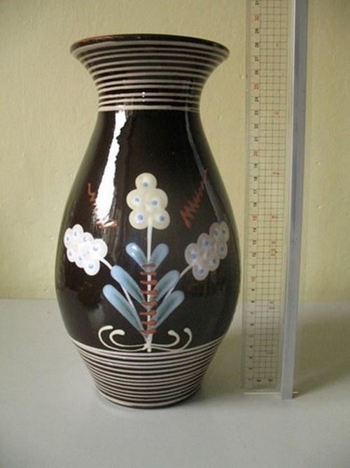 Keramická váza 2.