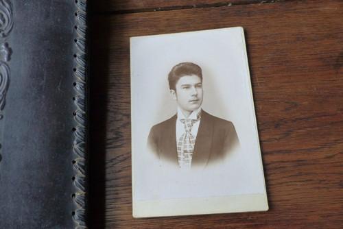 Jindřich... kabinetní fotografie