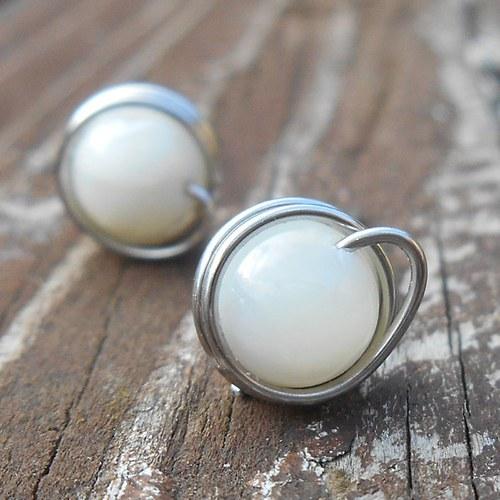 perleťové pecky