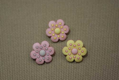 Knoflík květinka