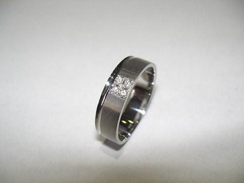 snubní prsteny M11