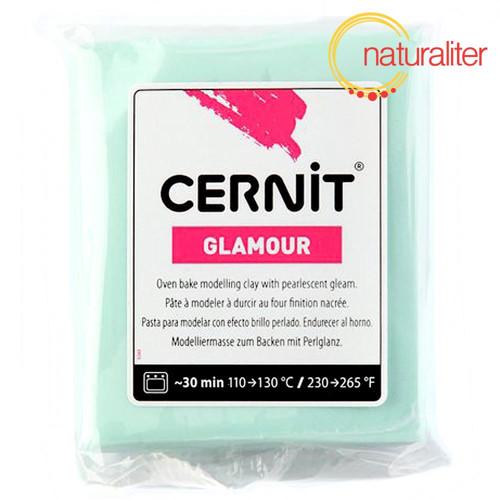 CERNIT Glamour 611 - světle zelená 56g