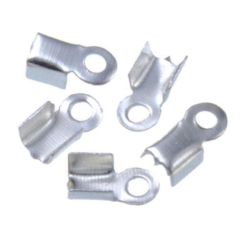 Stříbrné koncovky, 100 ks