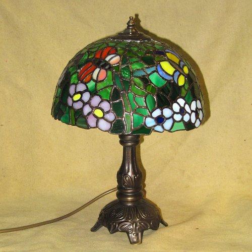 """Tiffany lampa \"""" Letní louka\"""""""
